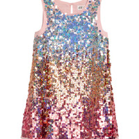 Sequined Dress - from H&M
