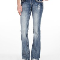 Miss Me Illusion Boot Stretch Jean