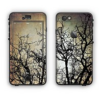 The Dark Branches Bright Sky Apple iPhone 6 Plus LifeProof Nuud Case Skin Set