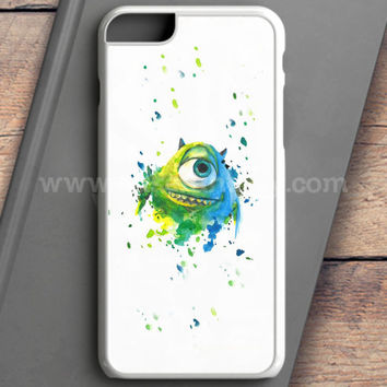 Monster Inc Mike Paint Brush iPhone 6 Case | casefantasy