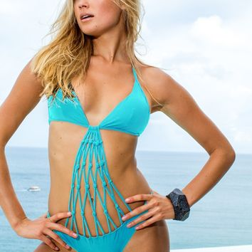 Sauvage Aqua Macrame One Piece
