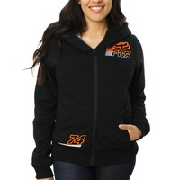 Fox Racing Women's Leviate Sasquatch Full Zip Hoodie