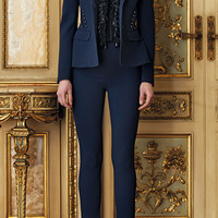 Detailed Cropped Blazer | Moda Operandi