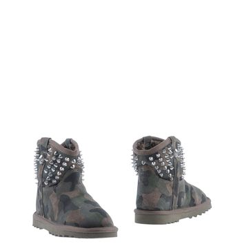 Ash Kids Ankle Boots