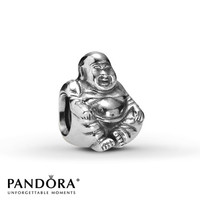 Pandora Smiling Charm Sterling Silver