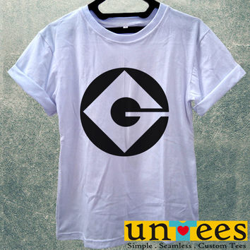 Low Price Women's Adult T-Shirt - Minion G Logo design