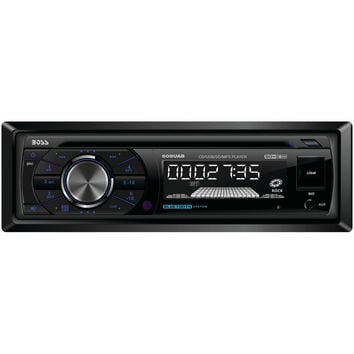 Boss Audio Single-din In-dash Mp3-compatible Cd & Am And Fm Receiver