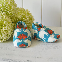 "Organic ""Baby Elephant"" Shoes - NB to 4T"