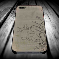 Flowers Wooden for iPhone 4/4s/5/5s/5c/6/6 Plus Case, Samsung Galaxy S3/S4/S5/Note 3/4 Case, iPod 4/5 Case, HtC One M7 M8 and Nexus Case **