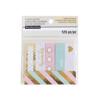 Uptown Chic Printed Sticky Note Flags By Recollections™