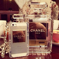 chain iphone case perfume bottles iphone 6 cover case iphone 6 plus cover iphone 5/5s cover samsung galaxy note4 case s3 s4 s5 note2 note3