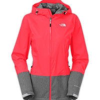 The North Face Women's Jackets & Vests Rainwear WOMEN'S BASHIE STRETCH JACKET