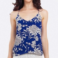 Blue Bloom Top*