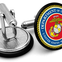 US Marines Cufflinks