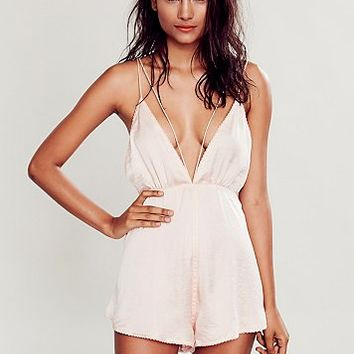 Intimately Womens Losin It Romper