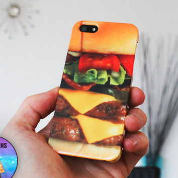 Real Burger . iPhone 4 case . iPhone 5 case