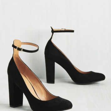 All About That Boss Heel