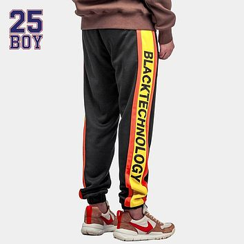 Sweatpants Trendy Streetwear Casual Pants Men Joggers