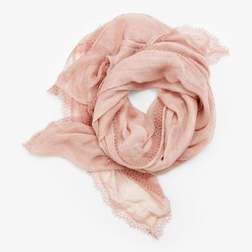 Faliero Sarti Carmela Scarf Blush – ABC Carpet & Home