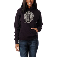 Obey Day Of The Dead Blackberry Pullover Hoodie at Zumiez : PDP