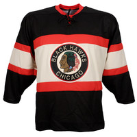 Chicago Blackhawks Vintage Replica Jersey 1936-37 (Away)