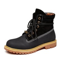 Mens Winter Motocycle Boots Military Tactical Male Work Safety Desert Shoes Combat Timber Cowboy Army kanye West Bot