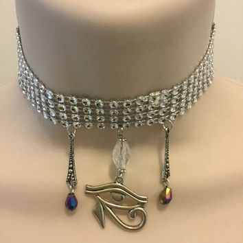 My Queen Egyptian Nefertiti's necklace Free Shipping