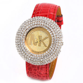Hot Vintage Fashion Quartz Classic Watch Round Ladies Women Men wristwatch On Sales = 4673092996