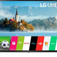"LG - 55"" Class (54.6"" Diag.) - LED - 2160p - Smart - 4K Ultra HD TV"