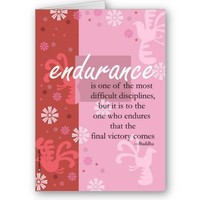 Endurance Greeting Card from Zazzle.com