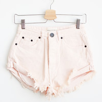 Pixie Shorts - Blush