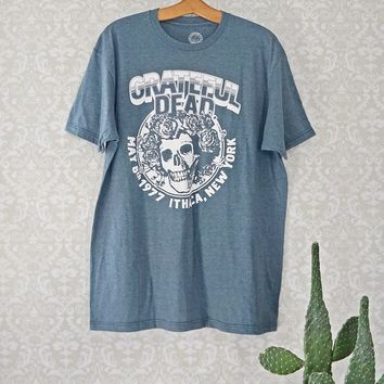 Modern Grateful Dead + Ithaca New York Tee