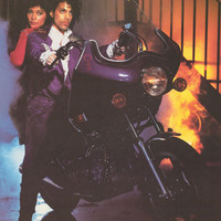 Prince Purple Rain Movie Poster 11x17