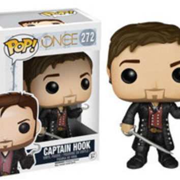 POP! TV 272: ONCE UPON A TIME - CAPTAIN HOOK