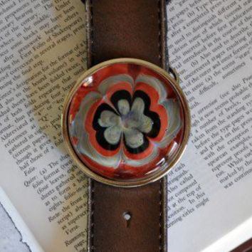 Numero Uno Fillacello Belt | Indie Retro Vintage Inspired Belts| Poetrie