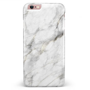 Slate Marble Surface V5 iPhone 6/6s or 6/6s Plus INK-Fuzed Case