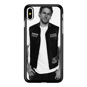 Soa Sons Of Anarchy Jax Teller iPhone X Case