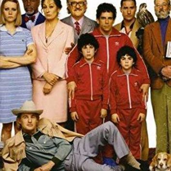 Owen Wilson & Ben Stiller & Wes Anderson-The Royal Tenenbaums