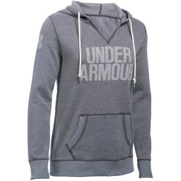 Under Armour™ Women's Favorite Fleece Popover Hoodie