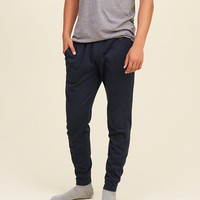 Contrast Sleep Pants
