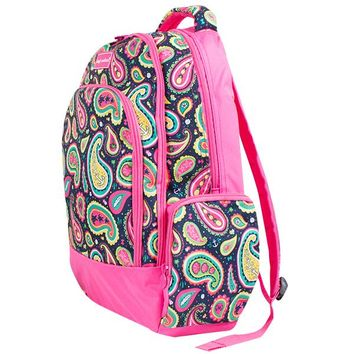 "Simply Southern ""Paisley"" Backpack"