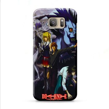 Death Note Anime Cover Samsung Galaxy J7 2015 | J7 2016 | J7 2017 case