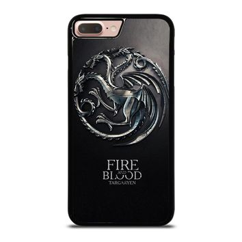 GAME OF THRONES TARGARYEN iPhone 8 Plus Case