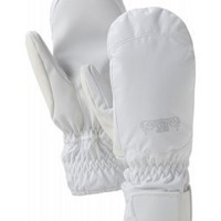 Burton Profile Under Snowboard Mitts Bright White | on Sale at TightBoards.com