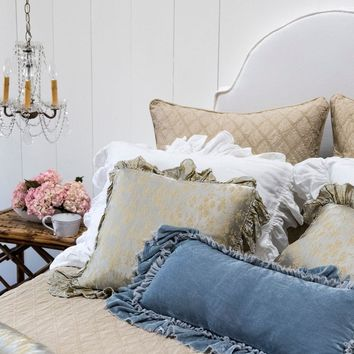 Bella Notte Linens Chesapeake Pillow Shams