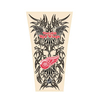 NHL Tribal Tattoo Sleeve (Men's One Size) - Detroit Red Wings