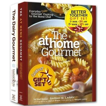 Gourmet Gift Set Kosher Cookbook