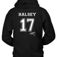 Halsey Hoodie Two Sided