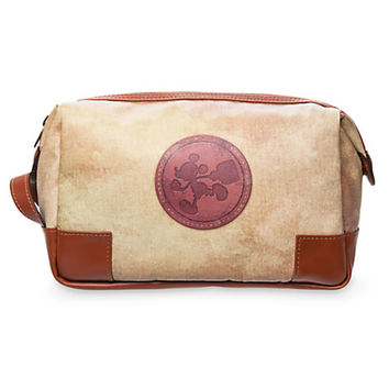 Mickey Mouse Disney TAG Vintage Toiletry Bag | Disney Store