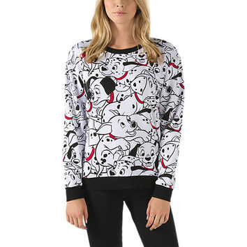 Disney 101 Mosh Crew Sweatshirt | Shop at Vans